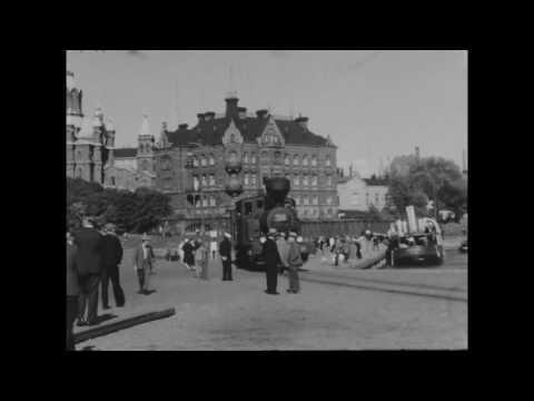 Helsingfors, Finland 1936