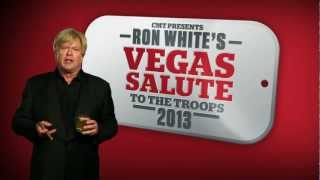 Ron White's Comedy Salute to the Troops Promo