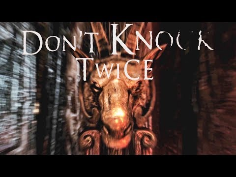 Don't Knock Twice Trailer (NEW VR HORROR GAME)   PS VR, HTC Vive, Oculus Rift