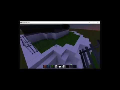 Grampian Surveyor Timelapse-Minecraft Build Video
