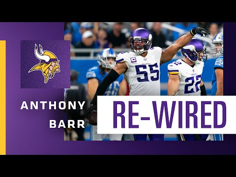 Vikings Re-Wired Featuring Anthony Barr