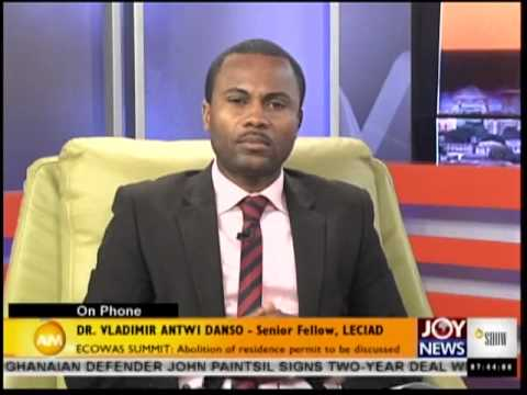 Ecowas Summit - AM Talk (9-07-14)