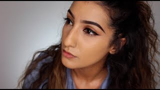 review demo new makeup forever ultra hd foundation   anchalmua