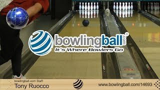 bowlingball.com Roto Grip Idol Pearl Bowling Ball Reaction Video Review