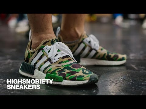 Here's What Went Down at Sneaker Con Hong Kong 2017