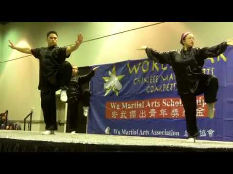 World Star Chinese Martial Arts Competition Masters Demo 2018