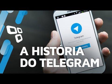 A história do Telegram - TecMundo