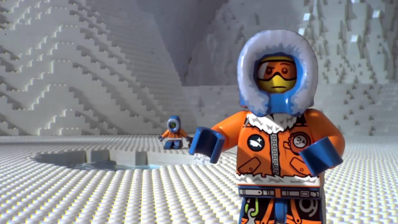 Reklama Telewizyjna Nowej Serii Lego Arktyka Youtube