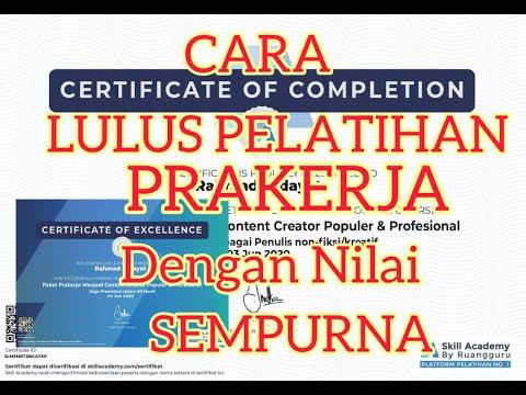 cara-mudah-mengerjakan-post-test/-exam-pelatihan-prakerja-mendapat-sertifikat-dengan-nilai-sempurna