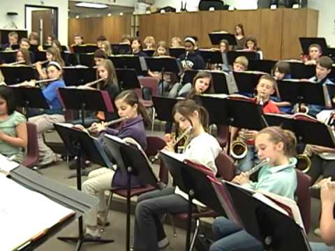 Lineville Intermediate School 5th grade Band Instrument Choices