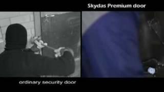 Security doors, Panic rooms