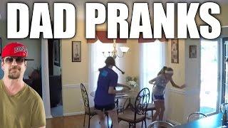 3 Easy Pranks to Pull on Teenage Girls  - Dad Pranks