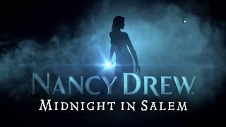 Nancy Drew: Midnight in Salem - Blind Playthrough (Part 1 of 2)
