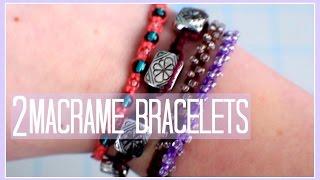 Download Video Macrame Bracelets MP3 3GP MP4