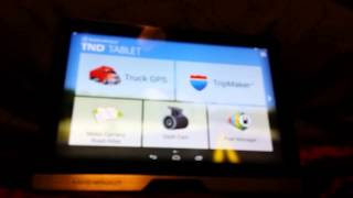 Rand McNally TND Tablet Review
