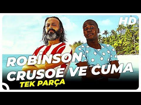 Robinson Crusoe ve Cuma | Türk Komedi Filmi  İzle (HD)