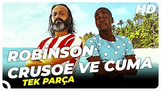 Robinson Crusoe ve Cuma | Türk Komedi Filmi Full İzle (HD)