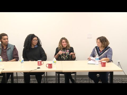 Entrepreneurial Stories: A Panel with First-Generation and People of Color Alumni