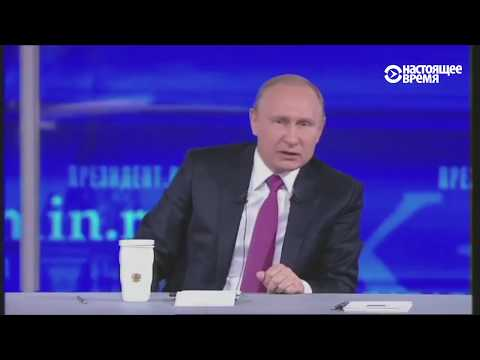 Путин - о санкциях Запада