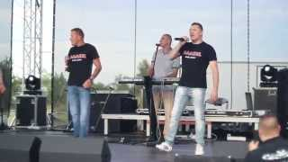 Mamzel -  Audi na WOS-ie live