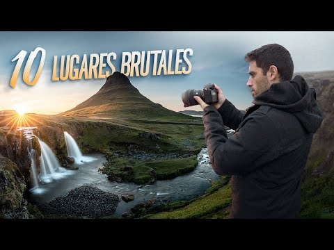 GUÍA fotográfica de ISLANDIA | TOP 10 LUGARES