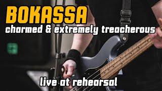 Смотреть клип Bokassa - Charmed & Extremely Treacherous