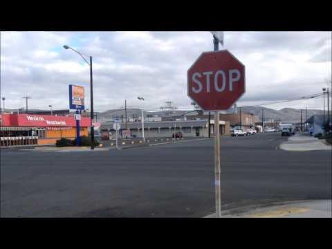 General Videos: Walk around Yakima, WA; drive to & back
