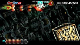 Dariusburst DLC Area 2 Ray Force