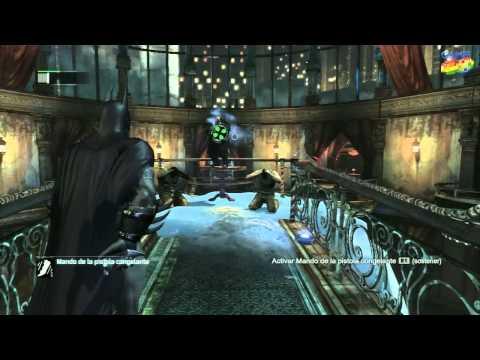 Video Análisis: Batman Arkham City [HD]