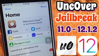Unc0ver Jailbreak iOS 11.0 - 12.1.2 Released Full Support 4K and A7 - A8 (iPhone 6, 6Plus & 5s)
