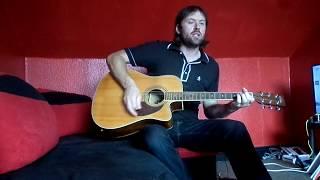 Four Walls - Cast - Acoustic cover
