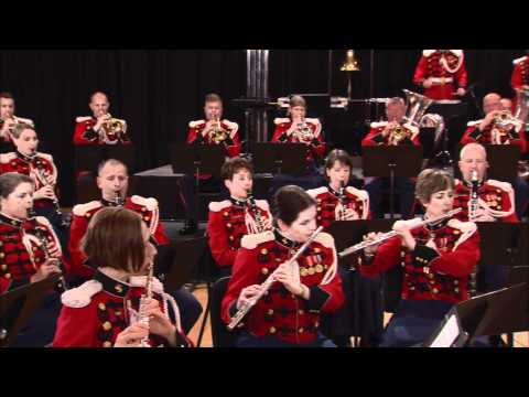 "SOUSA The Washington Post - ""The President's Own"" U.S. Marine Band"
