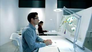 Microsoft muestra video de su visión futurista de la tecnología