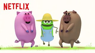 Ask the StoryBots: The Pigs Are Going Oink Oink thumbnail
