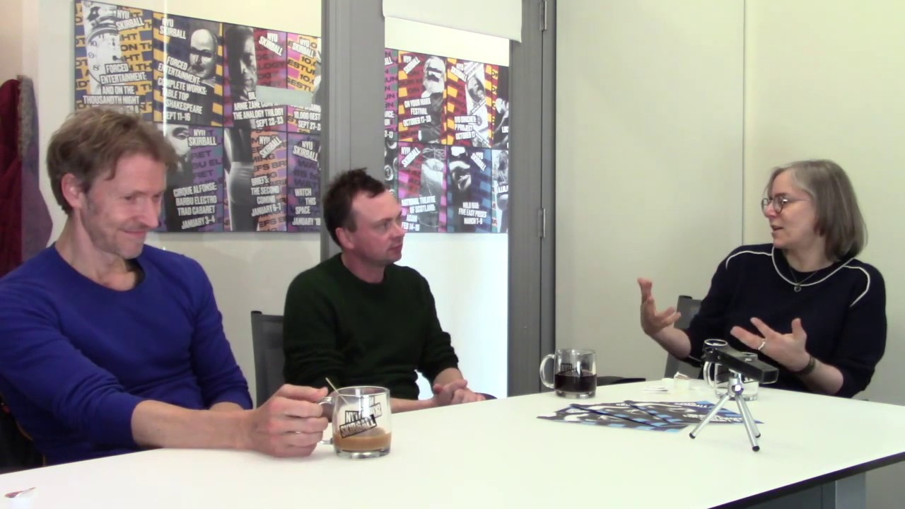 "Office Hours: Hendrik Van Doorn, Kristof Blom, and Debra Levine on ""Five Easy Pieces"""