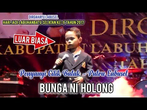 Lagu Batak - Bunga Ni Holong cover! Suaranya LUAR BIASA Penyanyi cilik Labusel