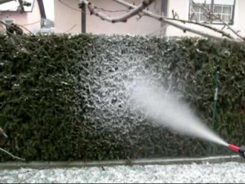 Pressure Washer Gun >> Homemade Snow Gun - YouTube