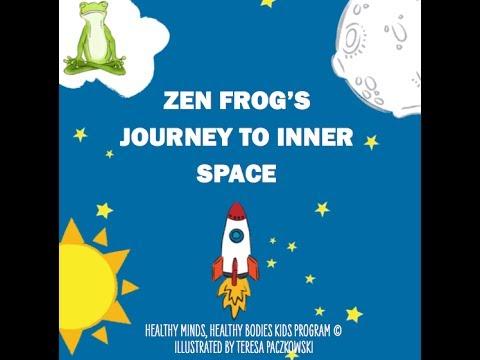 Zen Frog's Journey To Inner Space