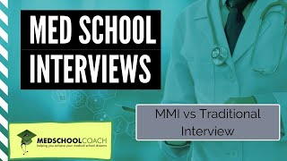Traditional Medical School Interview Sample Questions and Answers