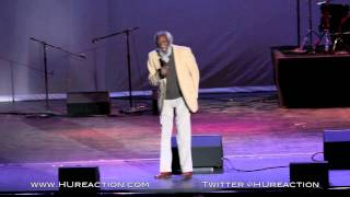 Dick Gregory @ Howard University 2012 (Fundraising Event for Somalia) PART 1