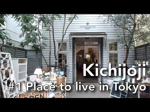 Kichijoji - #1 place to live in Tokyo | Ep. 21 | OurLifeInJapan