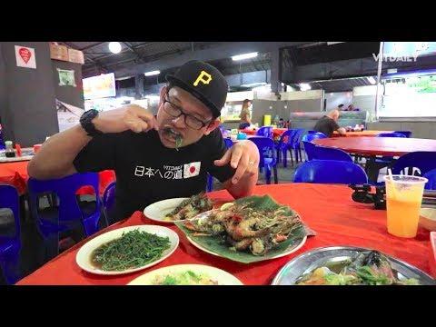 Penangan Midin Dan Gula Apong Di Sarawak 😱 🔥