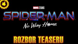 Spider-Man 3: NO WAY HOME  (Spojitost s WandaVision a Doctor Strange 2)