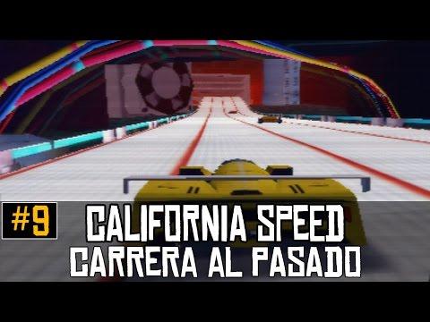 California Speed || Carrera al pasado #9