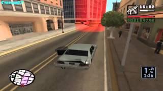Прохождение Grand Theft Auto: San Andreas На 100% - Гонки В Лос-Сантосе
