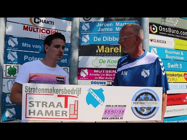 Swft64TV Intervieuw Bart Griekspoor