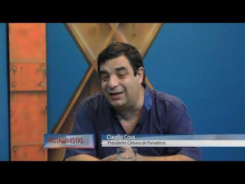 CLAUDIO COVA PTE. CÁMARA DE PANADEROS