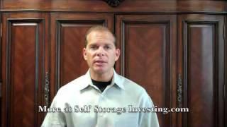 Scott Meyers Self Storage Investing - How to Invest in Self Storage