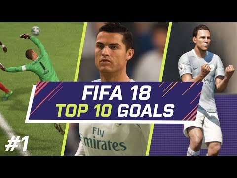 Fifa 18 Top 10 Best goals of the Week #1