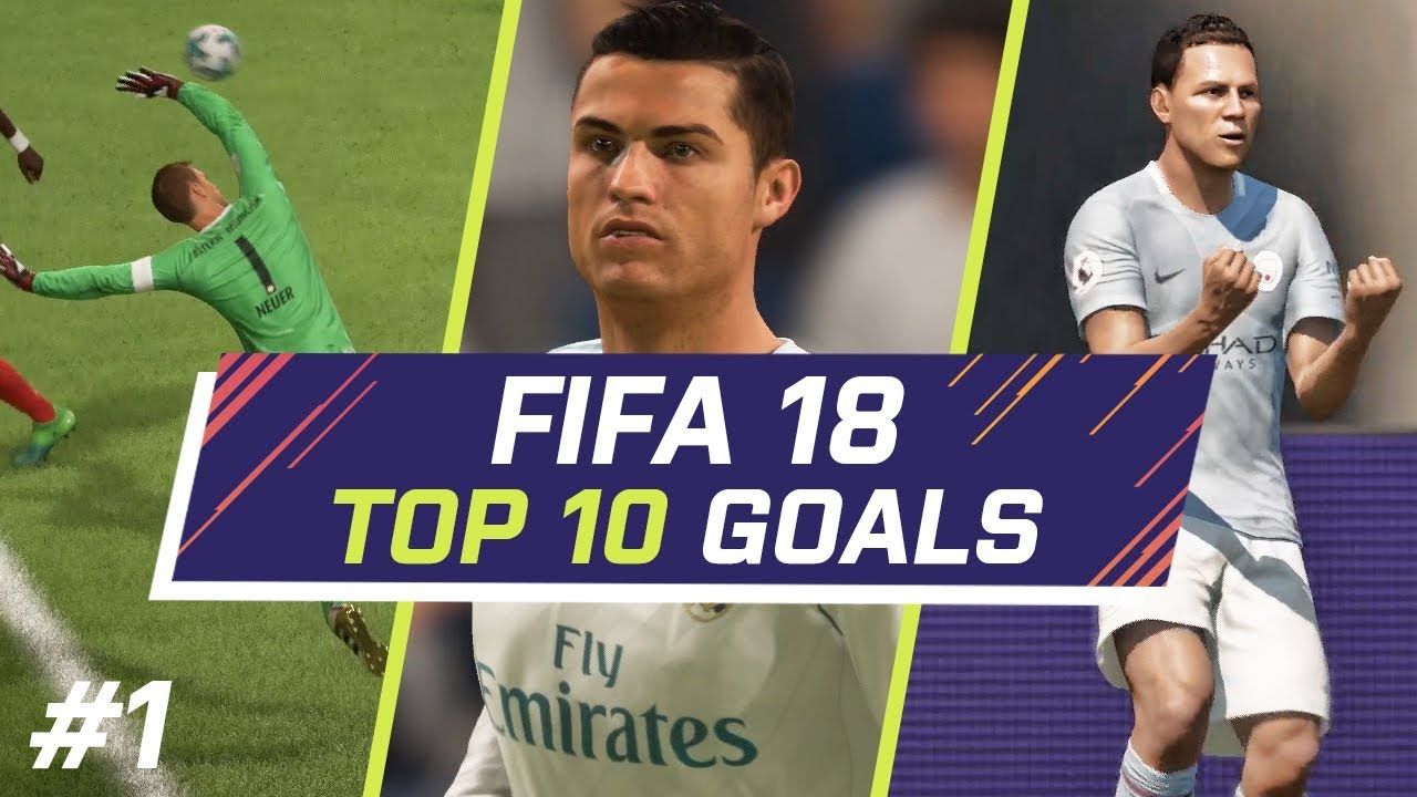 Best 18 Home Exercise Equipment Machines That Are Worth: Fifa 18 Top 10 Best Goals Of The Week #1